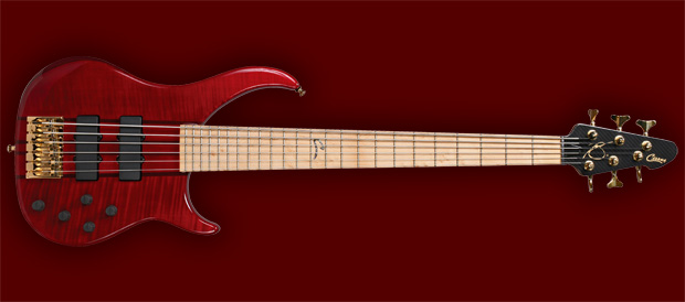 Bass Professor Test 2/2010: Peavey Cirrus 6