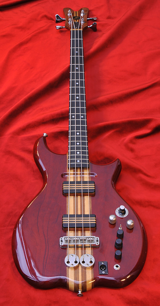 Jaydee Supernatural (Bass Professor 3/2010)