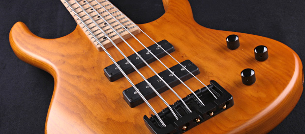 Bass Professor 1-2011 Test: Magnus Guitars Classic V24