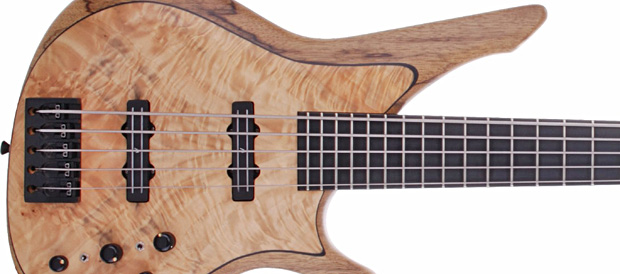 Bass Professor 1/2011 Test: Manne Kayenta