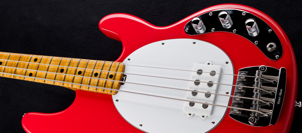Bass Professor 1/2011 Test: Music Man Stingray Classic