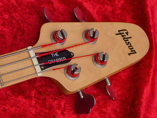 Gibson The Grabber Bass von 1976