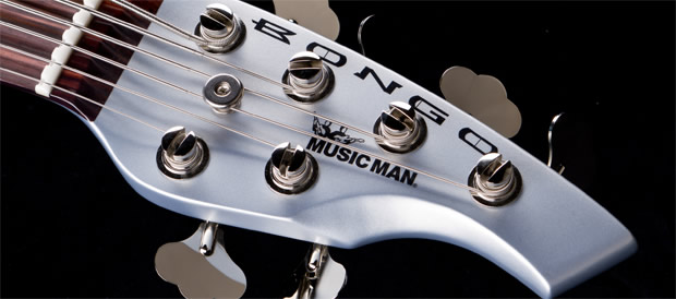 "Bass Professor Test: Ernie Ball ""Music Man Bongo 6"""