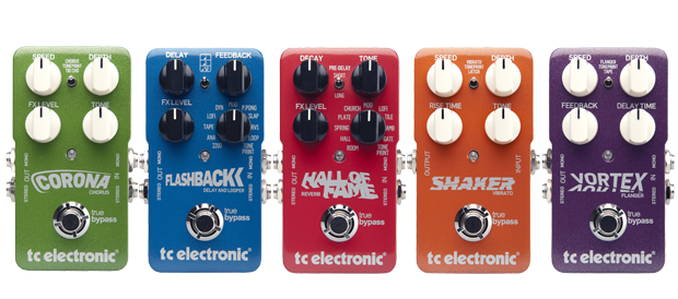 Test: TC Electronic Effektpedale