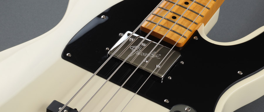 Bass Professor 2/2013 Test: SQUIER Vintage Modified Telecaster Bass Special