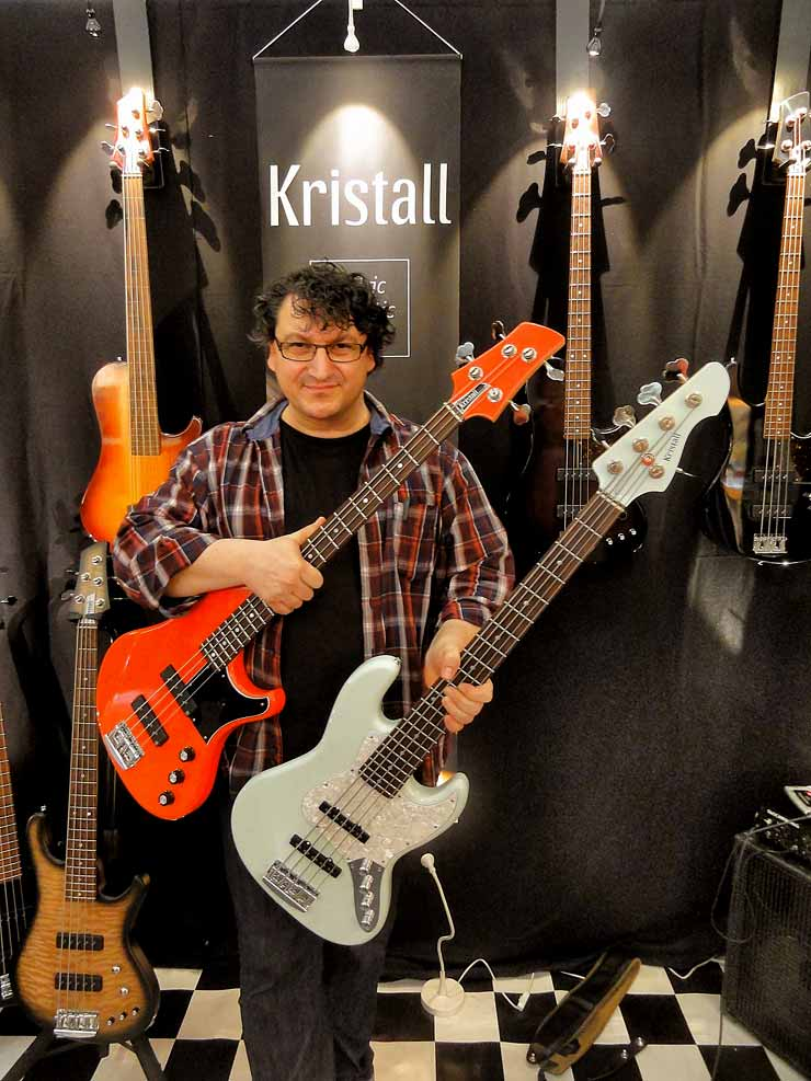 Bass Professor 3/2013, Musikmesse Frankfurt, Messereport