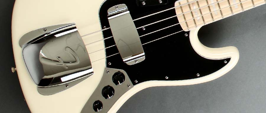 Bass Professor 3/2013, Fender American Vintage '74 Jazz Bass