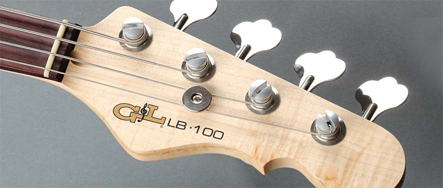 Bass Professor 4/2013, G&L LB-100