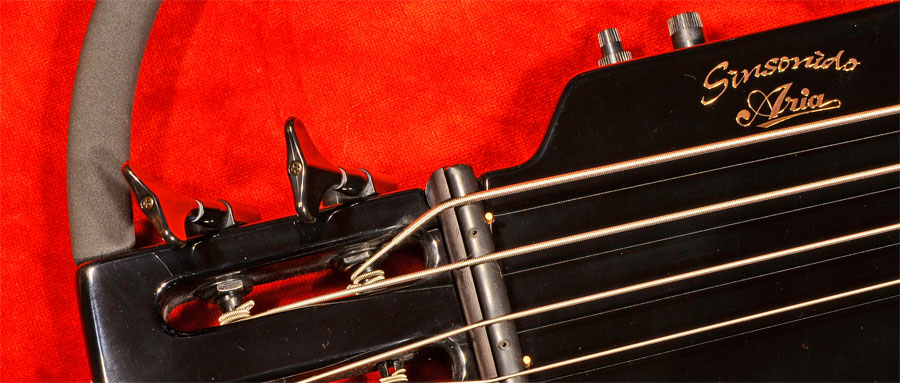 Bass Professor 1/2014, Test: ARIA Sinsonido AS-691B