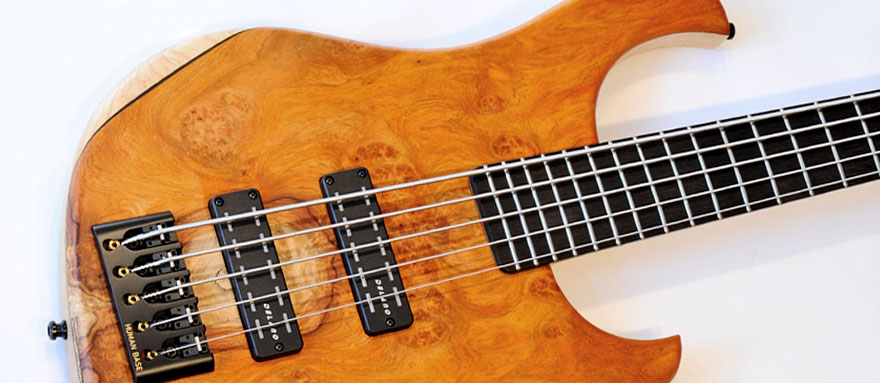 Bass Professor 2/2014 Test: HUMAN BASE JbX - tra 5