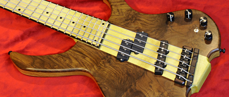 Bass Professor 3/2014, Test: DÄSCH Soti Signature Model