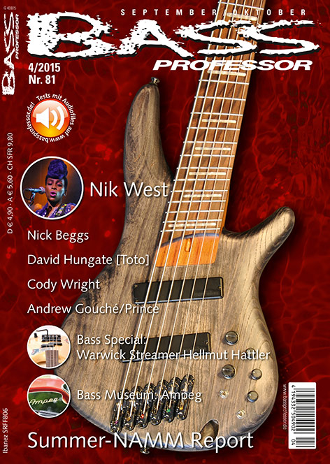 BASS PROFESSOR 4/2015 Nr.81