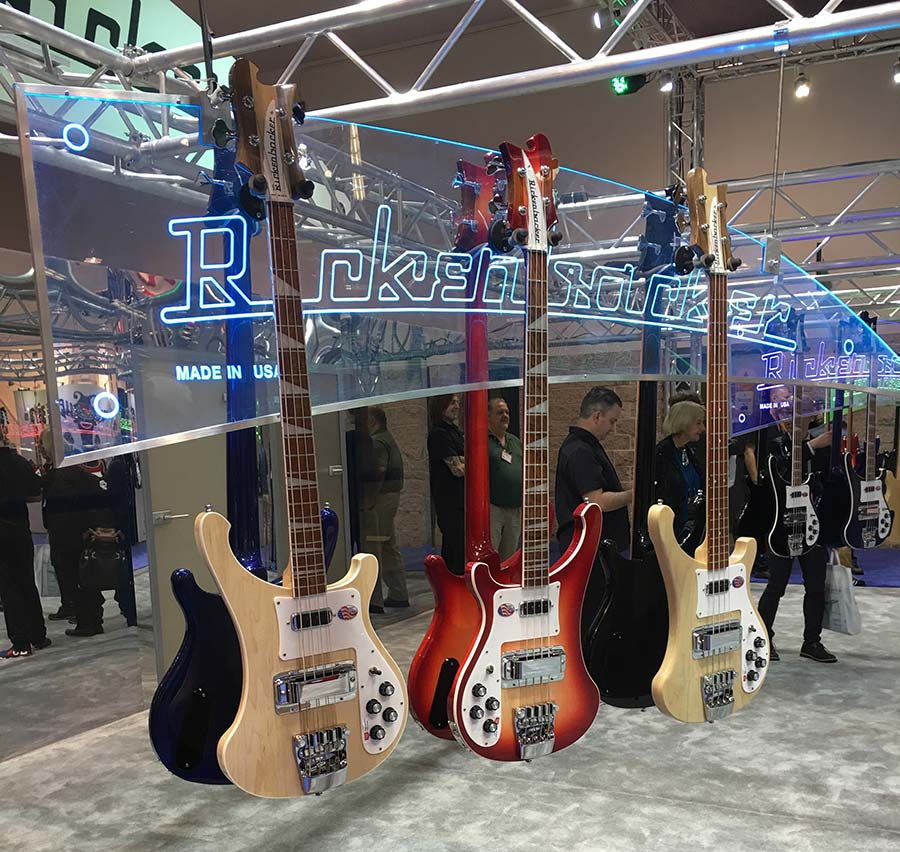 Bass Professor 2/2016, California Dreams, NAMM 2016