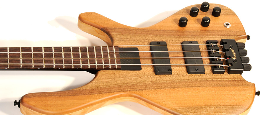 Bass Professor 5/2016, Ausgabe 87. Test: BOGART Deluxe IV Headless