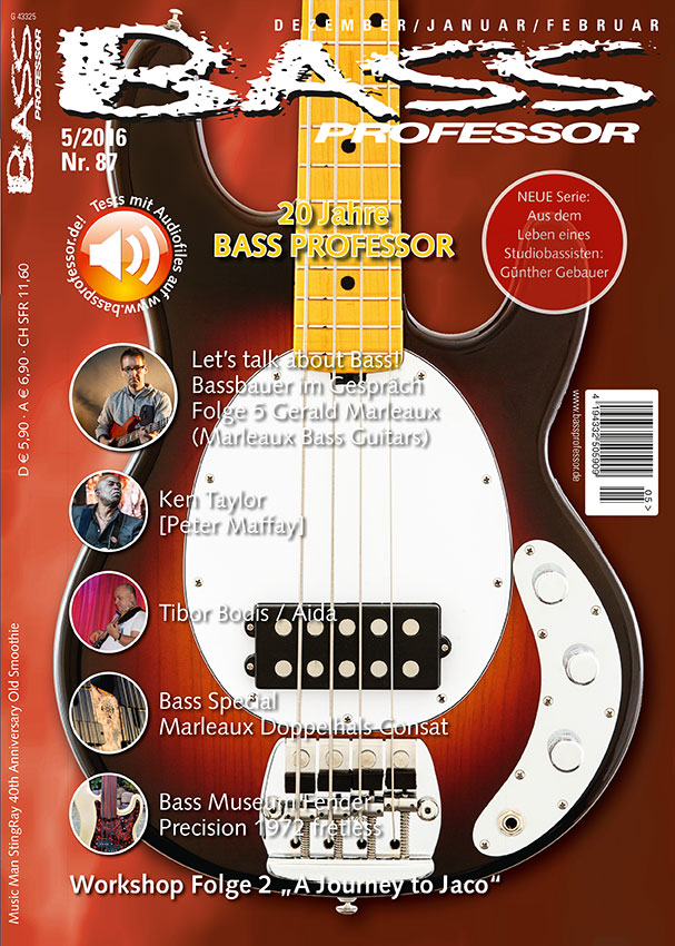Bass Professor 5/2016