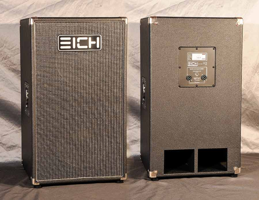 Bass Professor 2/2017 Test: EICH AMPLIFICATION 212S