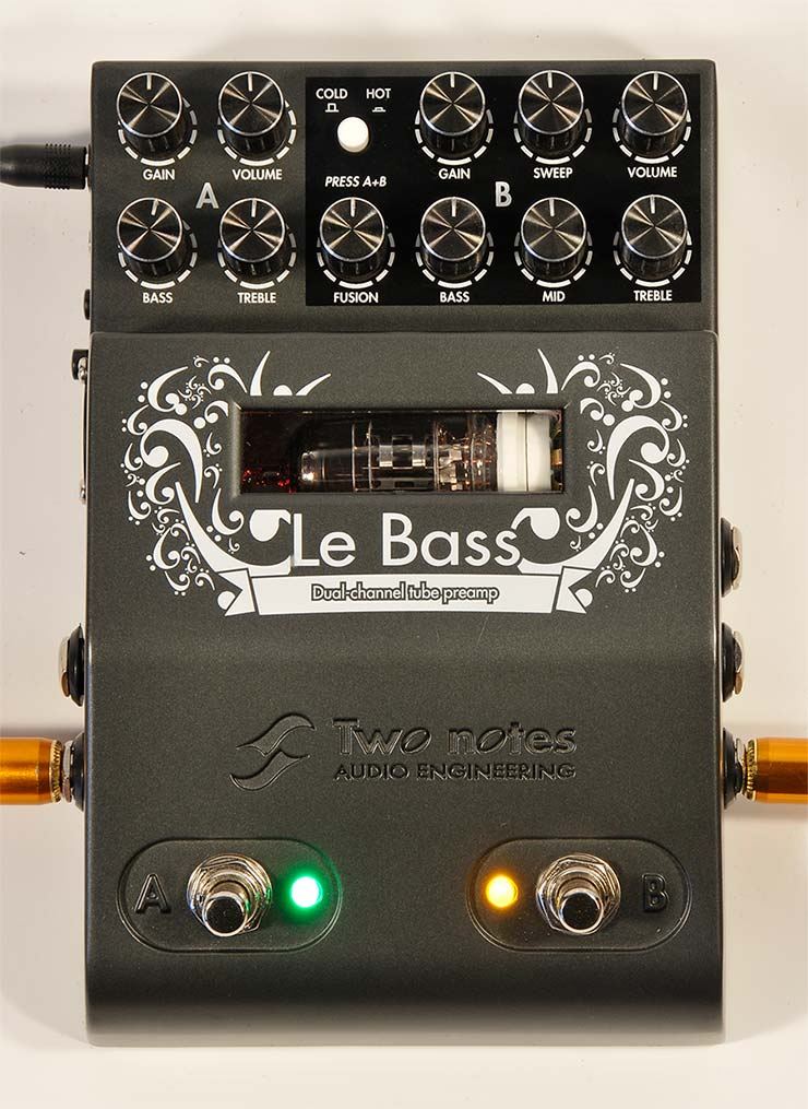 Bass Professor 3/2017 Test: TWO NOTES AUDIO ENGINEERING Le Bass