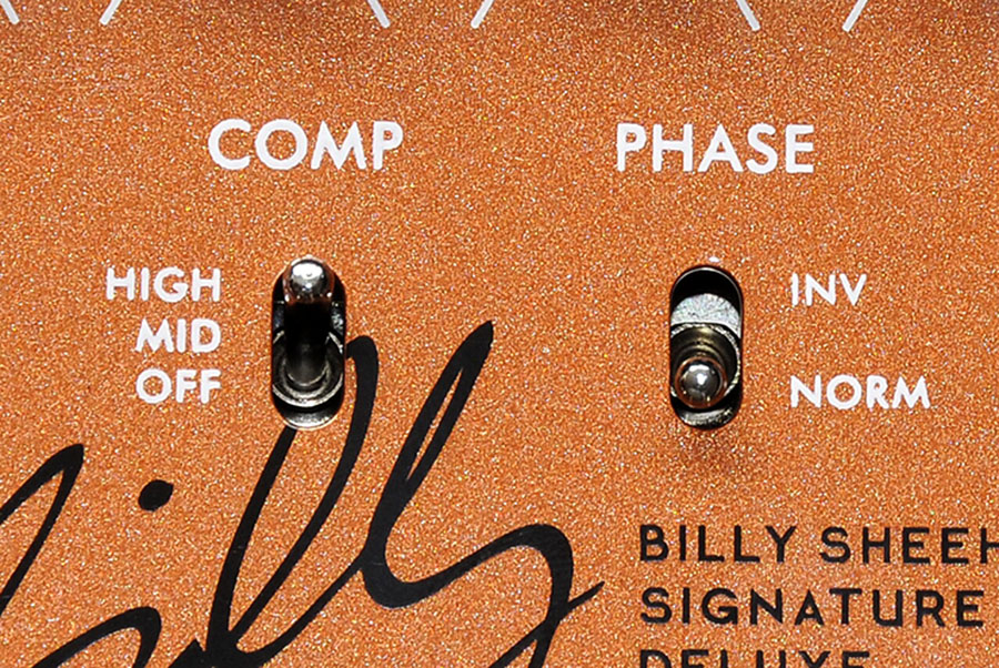 Test: EBS Billy Sheehan Signature Drive Deluxe