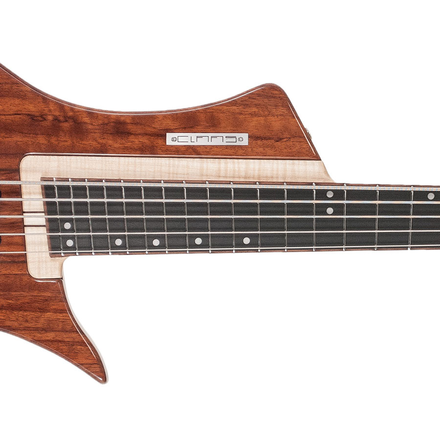 Bass Professor 4/2018, Test: CLAAS GUITARS Moby Dick 5