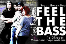 Feel The Bass: Sugar Honey Boo