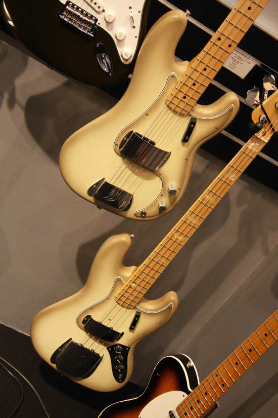 Bass Professor Musik Messe 2011 - Fender Antigua