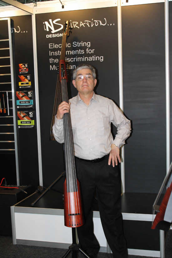 Bass Professor Musik Messe 2011 - NS Design
