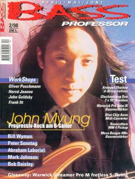 Bass Professor Magazin Archiv: 1998-02