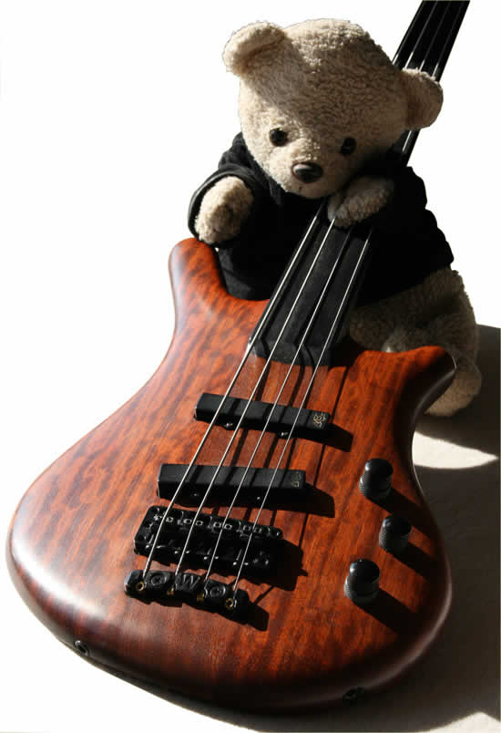 Bass Professor Bass Beauty Contest 2011