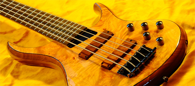 Test: MTD Kingston Z Bass 5-Saiter