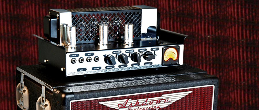 Bass Professor 1/2013, Test: ASHDOWN LB-30 Drophead 15H