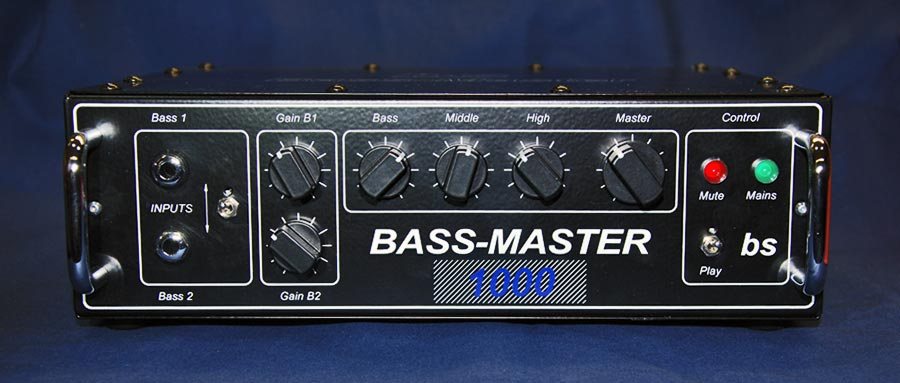 Bass Professor 2/2013 Test: BS Basssysteme Bass-Master 1000