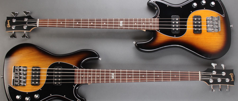 Test: GIBSON 2014 EB Bass & EB Bass Five
