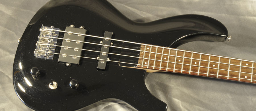 Bass Professor 1/2016, Test: ARIA Pro II IGB-STD
