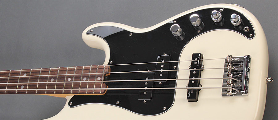 Bass Professor 3/2016, Test: Fender American Elite Precision Bass