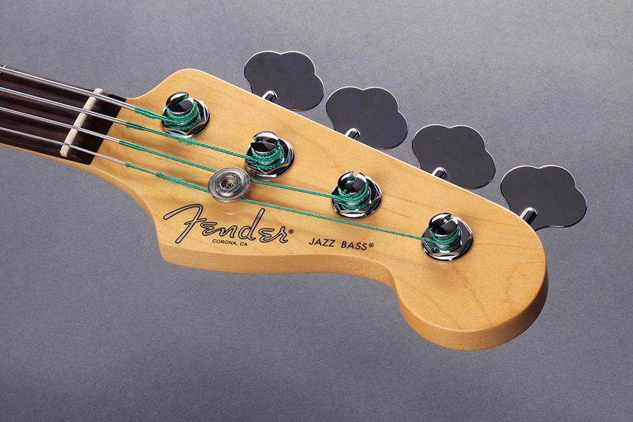 Bass professor 4/2017. Ausgabe Nr.91, test: FENDER American Professional Jazz Bass fretless