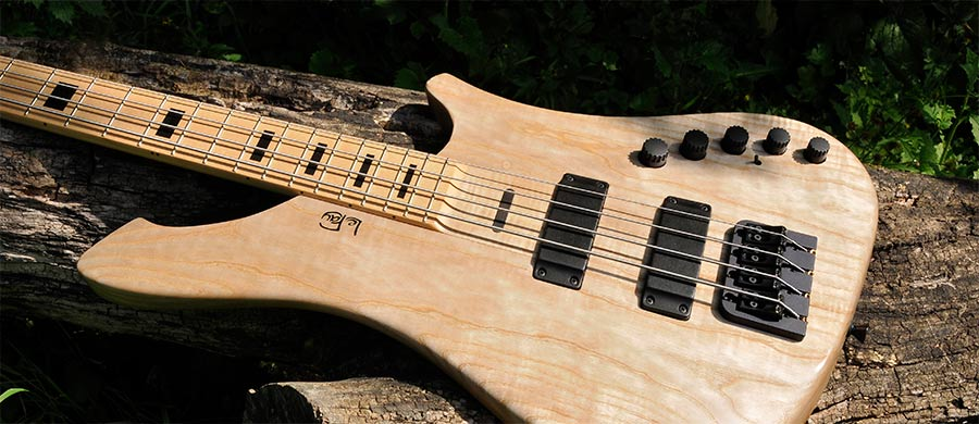 Bass Professor 5/2017, Bass Special: Deutscher Instrumentenpreis 2017 - Le Fay Pulse 4