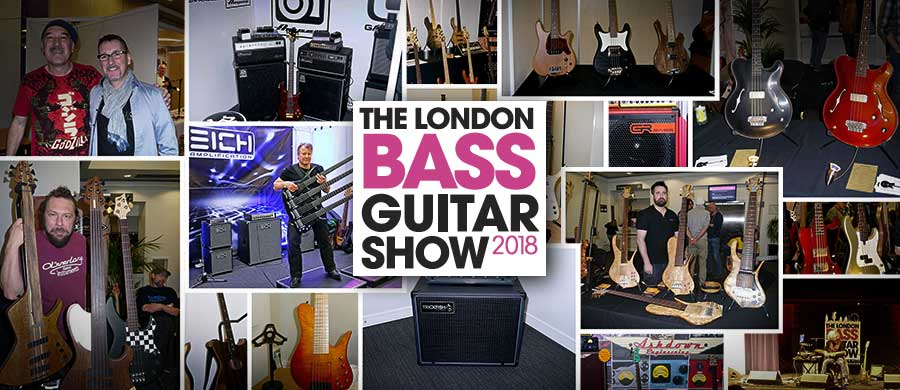 Bass Professor 3/2018. London Bass Guitar Show 2018