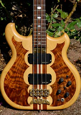 Bass Professor 5/2018 - Bass Special: Alembic Bat Bass