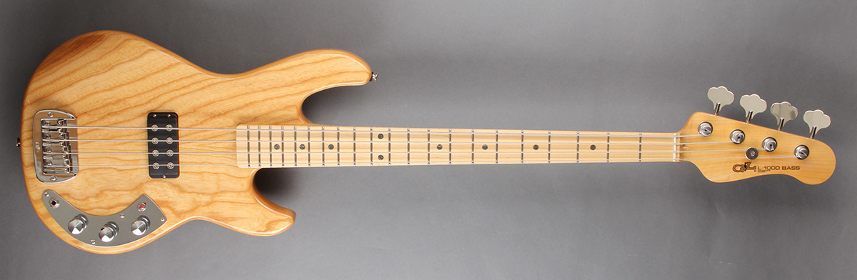 Bass Professor 2/2019, Test: G&L CLF RESEARCH L-1000